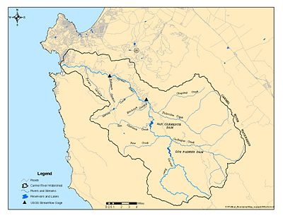 The Carmel River Watershed CCoWS Wiki
