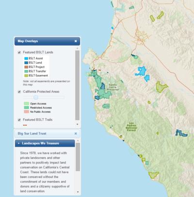 Big Sur Land Trust (BSLT) - CCoWS Wiki